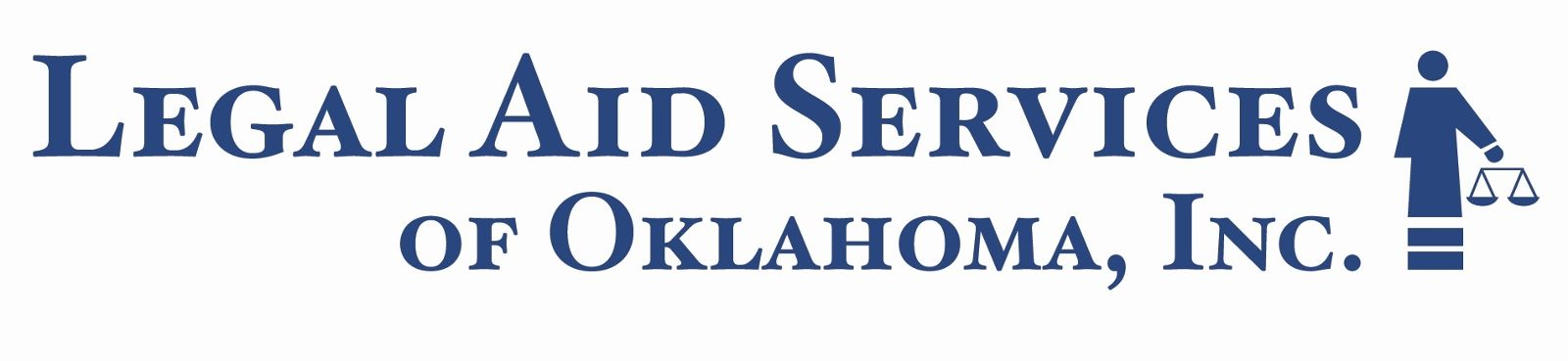 Image: Legal Aid Services of Oklahoma logo