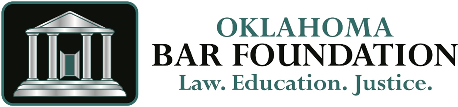 Oklahoma Bar Foundation  https://www.okbarfoundation.org/